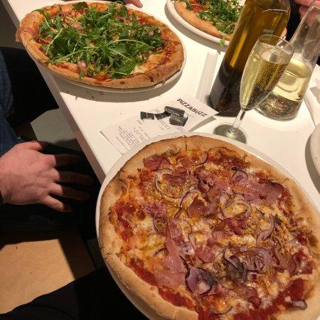 PizzaBuzz Aufnahme