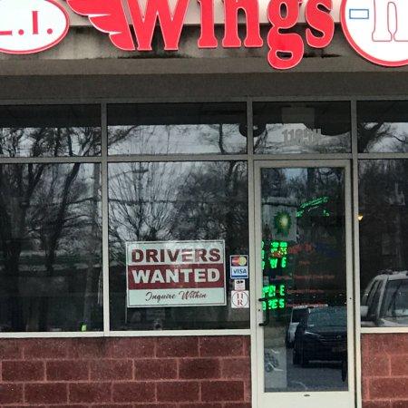 Farmingville, Estado de Nueva York: L I Wings-N-Things