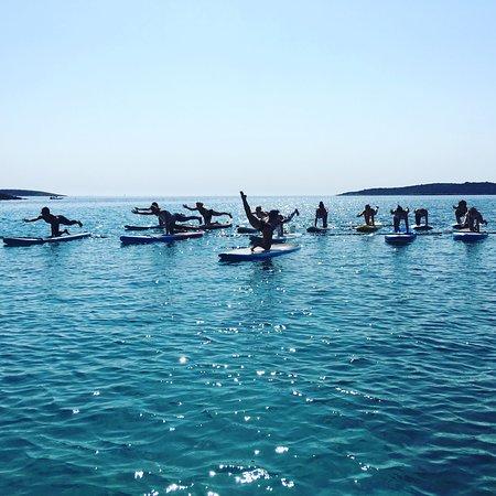 Vis Island Yoga