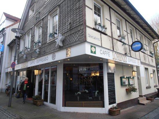 Espresso Recklinghausen caffe lorenzo in recklinghausen grosse geldstr bild lorenzo