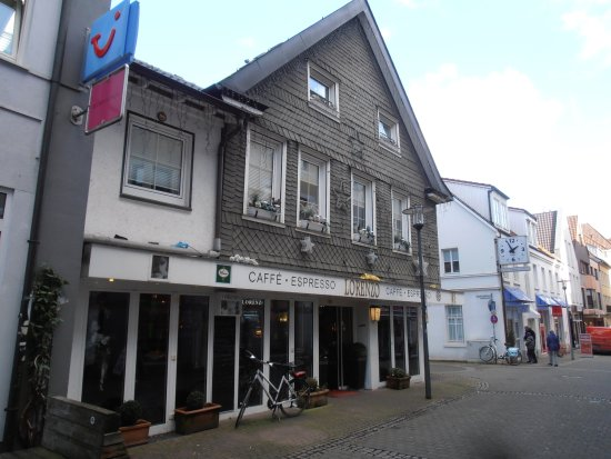 Recklinghausen, ألمانيا: Caffe Lorenzo in Recklinghausen Grosse Geldstr