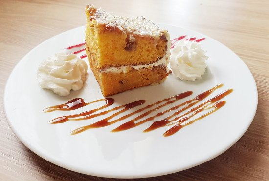 Llica d'Amunt, Spanyol: Carrot cake