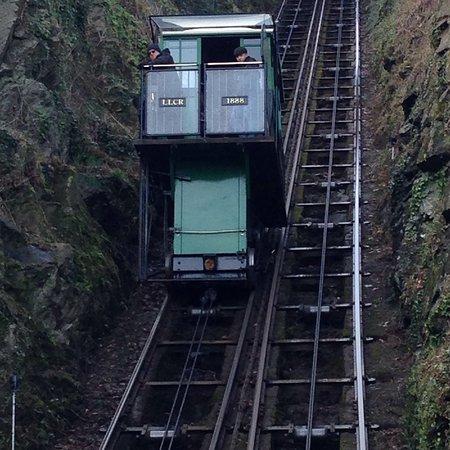 Lynton and Lynmouth Cliff Railway: photo0.jpg