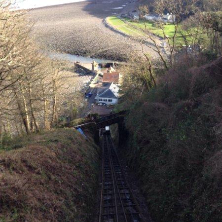 Lynton and Lynmouth Cliff Railway: photo1.jpg