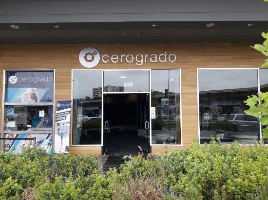 La Serena, Chili: Entrada Cerogrado