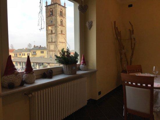 Bagnolo Piemonte, Italie : campanile2