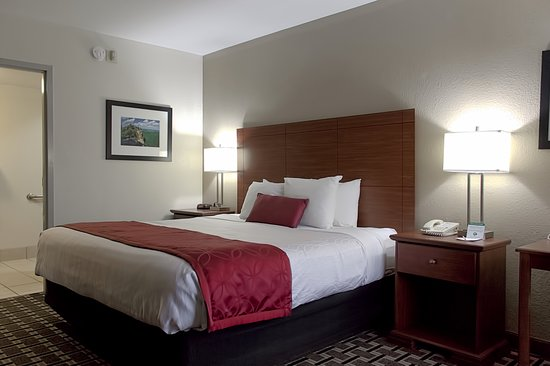 Best Western Statesville Inn: King room