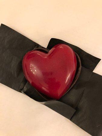 The Savoy: Savoy Tea specials for Valentine's Day come handmade
