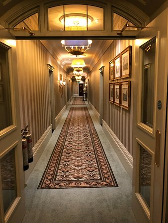 The Savoy: old world elegance is alive and well here
