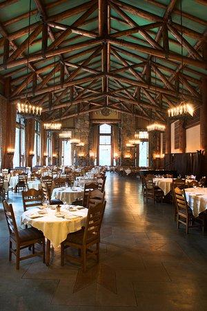 The Majestic Yosemite Hotel Dining Room Picture Of The Majestic Adorable Ahwahnee Hotel Dining Room