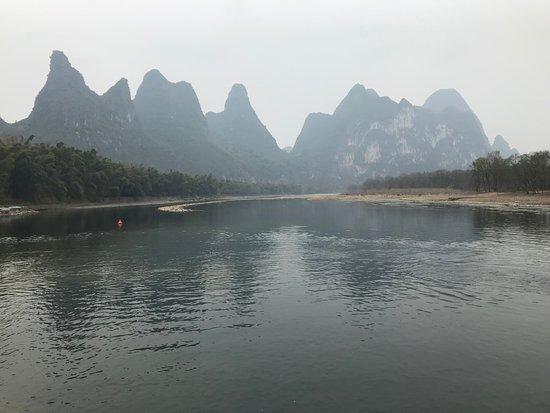 Travel China Guide : Beautiful Li River Cruise, Guilin, China