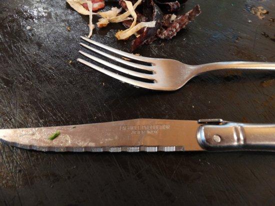 Altopascio, Italien: coltelli laguiole, per intenditori