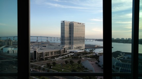 Sliding French Doors On The Balcony Picture Of Omni San Diego
