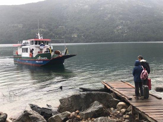 Futaleufu, Чили: Embarcadero