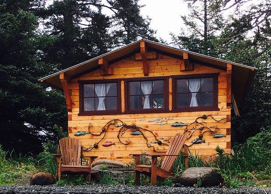Seldovia, AK: Fisherman's Cabin