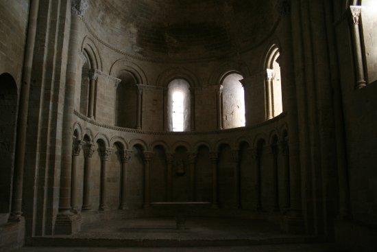 Aragón, Espanha: Interior iglesia de San Pedro