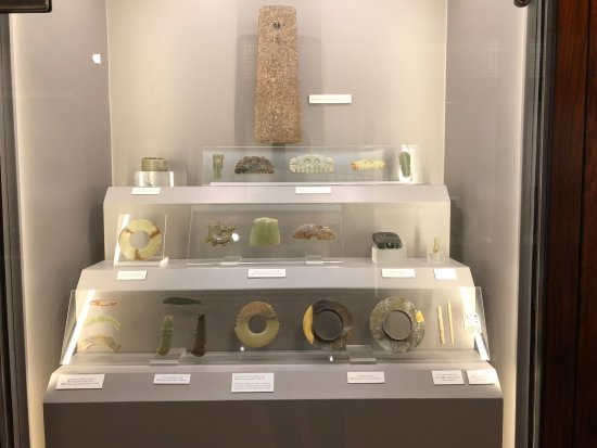 Heritage Museum Of Asian Art: Collection Of Neolithic Jades