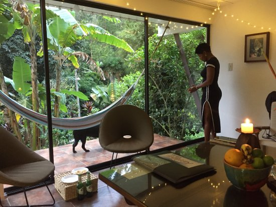 San Francisco, Colombia: Living room