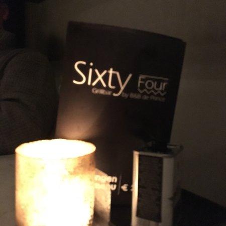 Sixty Four: Interno