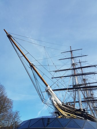 National Maritime Museum : Cutty Sark