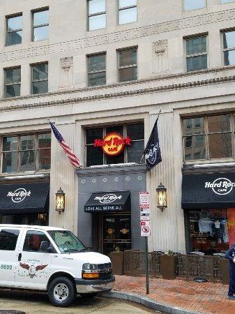 Hard Rock Cafe Dc Menu Prices