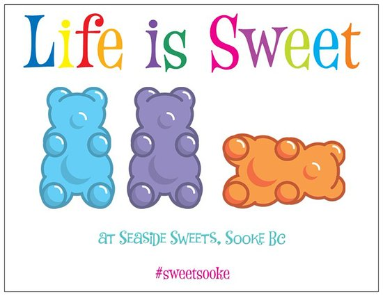 Sooke, Canada: Life is Sweets at Seaside Sweets!