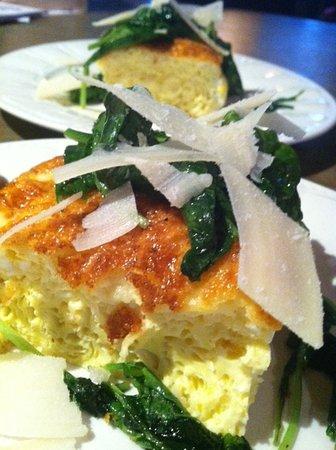 Νιούαρκ, Νέα Υόρκη: Italian egg souffle'