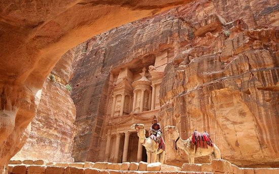 Aqaba, Jordan: Petra -Jordan horizon tour welcome to Jordan