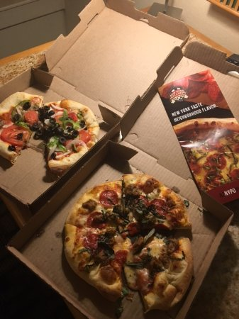 NYPD Pizza: Carry Out Personal Pizzas
