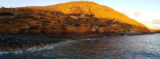 Costa del Silencio, Spain: Montana Amarilla