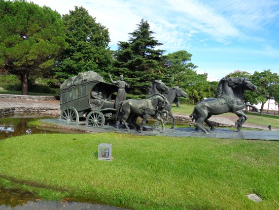 Monumento a La Diligencia