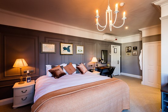Brewers Inn: One of our Feature rooms