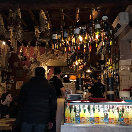 Cantina e cucina roma restoran yorumlar tripadvisor - Cucina e cantina ...