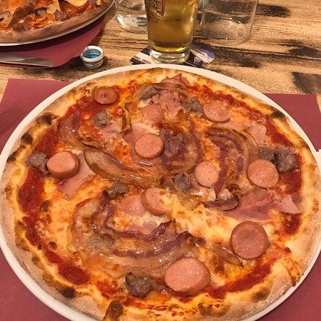 Raspo - La Brasserie: Pizze molto buone