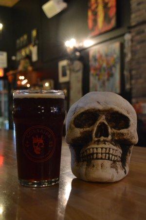 Corsaire Pub: Skull pinte