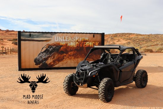 St. George, UT: UTV Rental