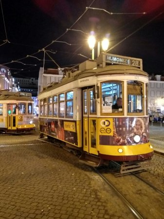 Tram 28 Photo