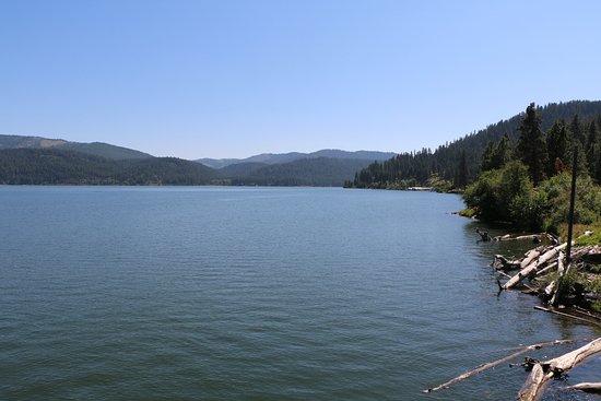 Plummer, Айдахо: Chatcolet Lake
