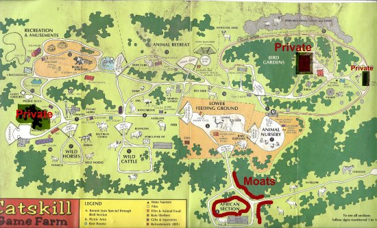 The map you are sent for your day of exploration picture of the the old game farm the map you are sent for your day of exploration gumiabroncs Image collections