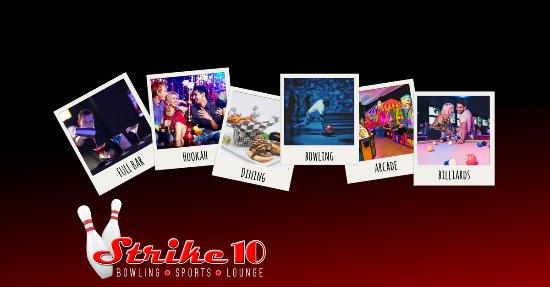Strike 10 Bowling