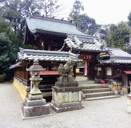 Chikatsuo Shrine