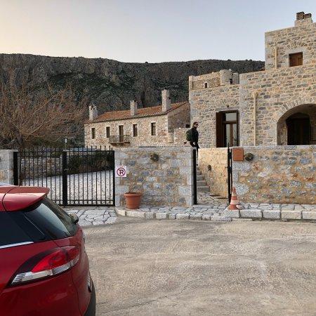 Kyrimai Hotel: Unsurpassed Luxury in Gerolimenas