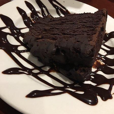 Fontana, WI: Chocolate cake