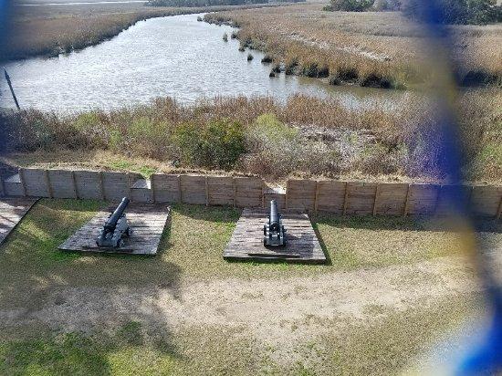 Fort King George Historic Site: 20180211_095851_large.jpg