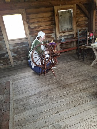 Fort King George Historic Site: 20180211_101807_large.jpg
