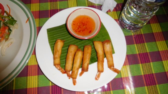 Its Good Kitchen: Shrimp Egg Roll