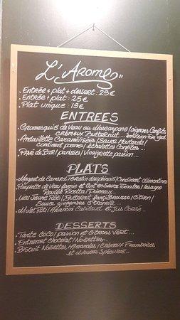 L Arome Marseille Restaurant