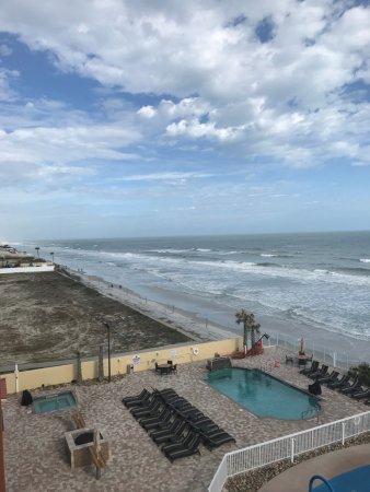 Hampton Inn Daytona Beach Beachfront Florida Hotel Reviews Photos Price Comparison Tripadvisor