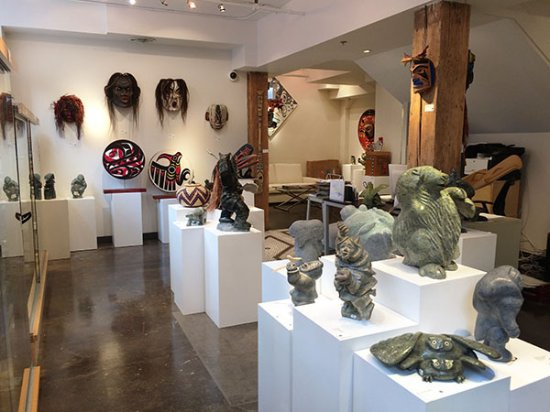 Coastal Peoples Fine Arts Gallery