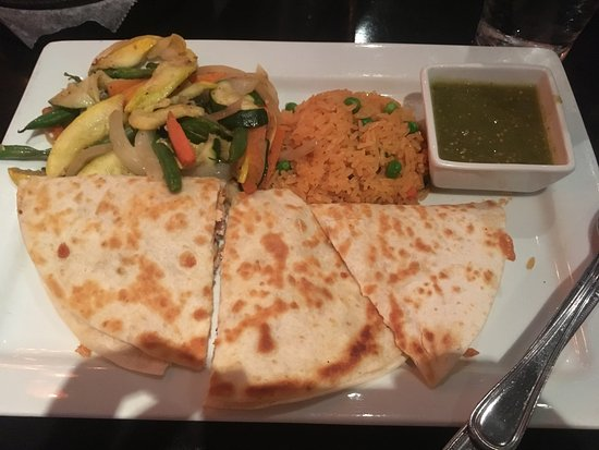Winter Springs, FL: Quesadilla Mazatlan